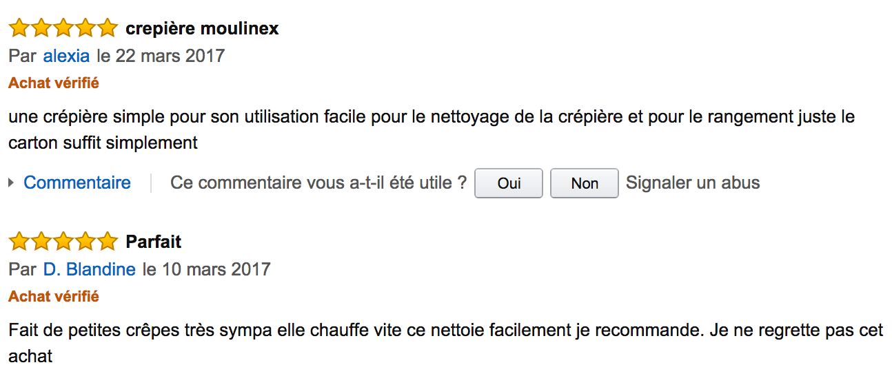 commentaire Moulinex Accessimo